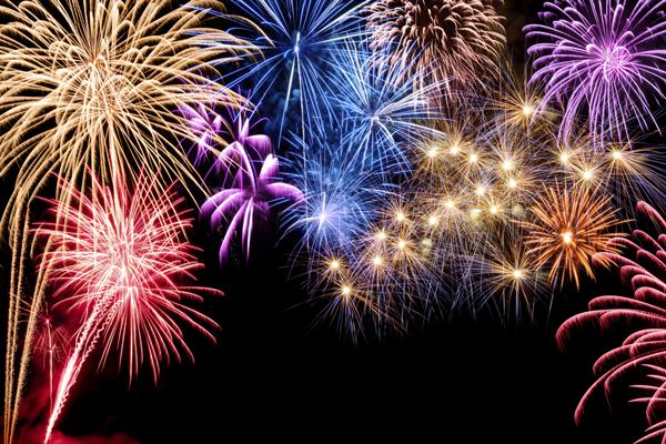 Top 10 Most Impressive Aerial Fireworks | Dynamite Fireworks