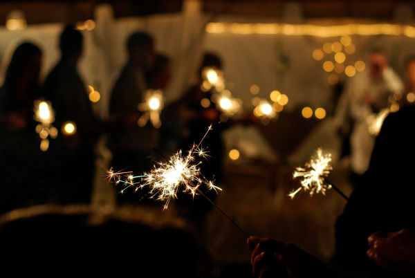 Wedding Sparklers | 7 Mistakes You Should Never Make With Wedding Sparklers Dynamite