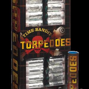 Time Bandit Torpedoes Canister Shells Fireworks