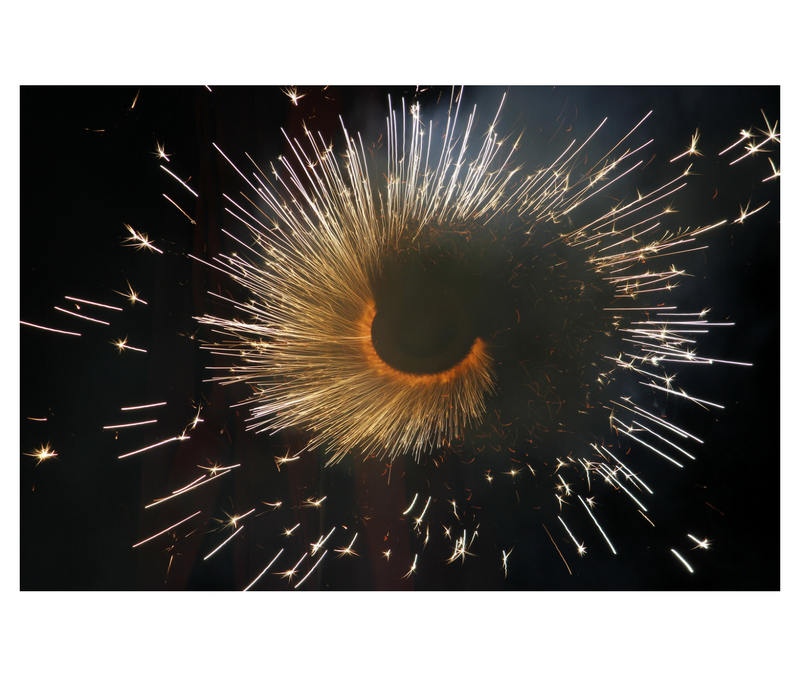 How Different Fireworks Patterns and Effects Are Created